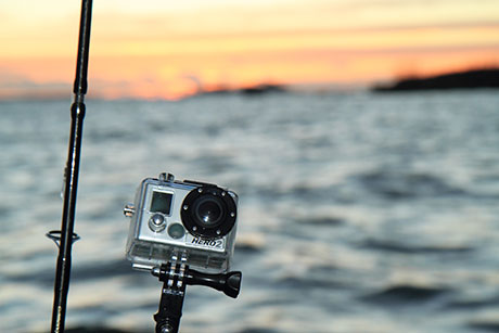 GoPro vesitiivis kamera