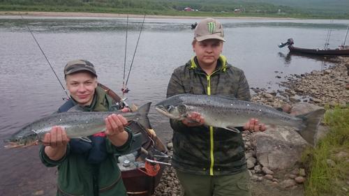 Kalastusvälineet nuorten kalastuskurssi