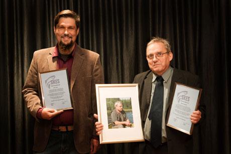 Kalamiehet saivat kalastajapalkintonsa | Kalastus.com