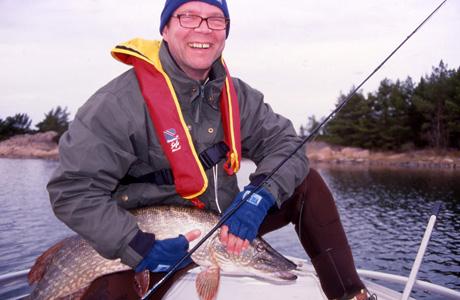 Hauen Kevät Kalastus Järvellä
