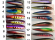 Kuhavaaput 10cm,myös muita vaihtoehtoja saatavilla esim 9cm Taimenvaaput tai 7cm Lohivaaput ,kuvaa en saanut ladattua
