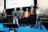 Vuoden kalastusopas ja kalamies Matti Vanhanen Markus Ratinen Mikko Peltola Mari Elal Sari Saukkonen Kimmo Korpua