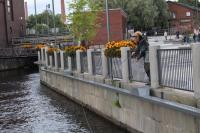 katukalastus street fishing suomessa