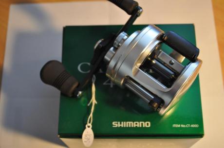 9305a0cc83f M: Hyrräkela Shimano Calcutta 400D | Kalastus.com