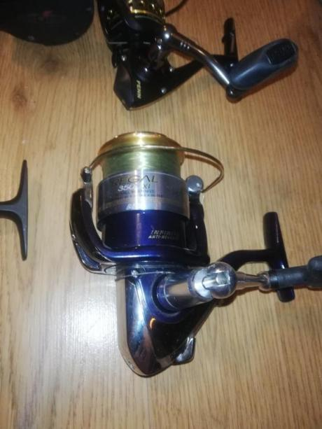 daiwa regal 3500 xi
