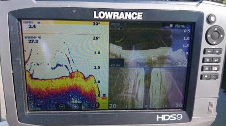 Lowrance HDS9 GENII