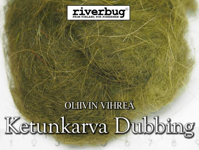 Dubbing Karvat Oliivin Vihreä