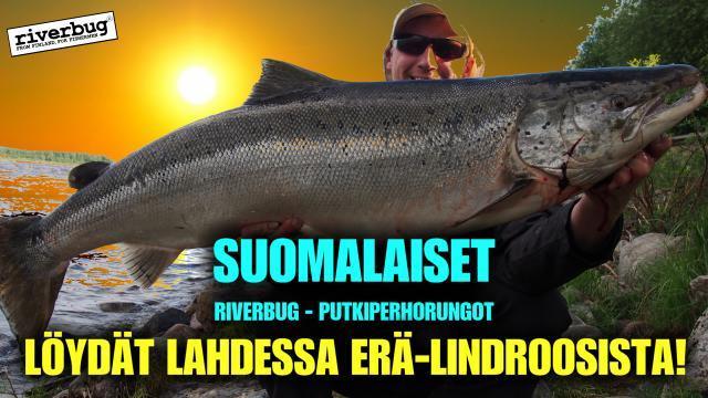 Putkiperhon sidonta Lahti - Erä Lindroos - RiverBug perhonsidonta. #erälindroos #kalastus #perhonsidonta #putkiperhot #lahti #kymijoki #lohiperhot #riverbug #bugiperhot