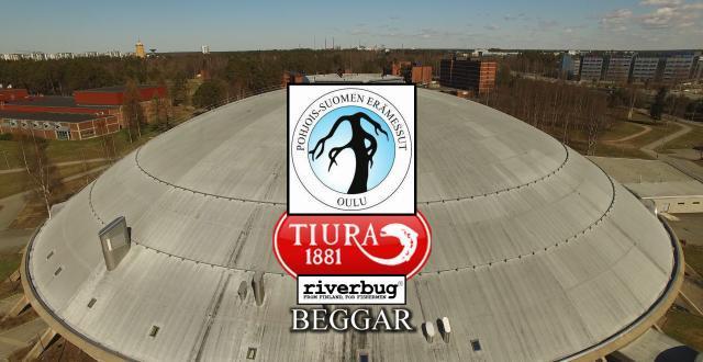 Riverbug / Tiura / Beggar erämessut