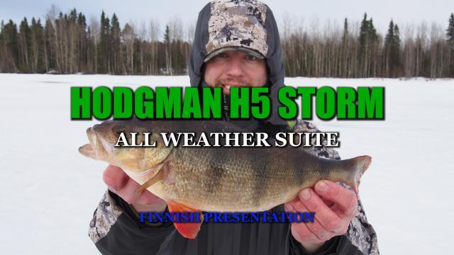 Hodgman H5 storm all weather suite - Esittely