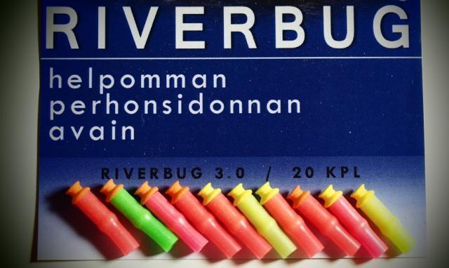 #riverbug