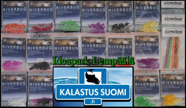 Kalastus Suomi RiverBug Store