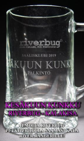 Putkiperhot Saalisklubi Riverbug 2019
