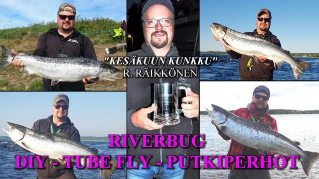 Kalakisa by RiverBug putkiperhot / DIY putkiperhot