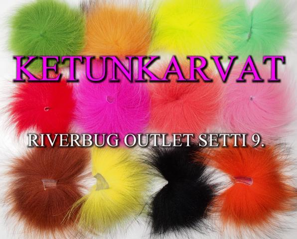 Ketunkarvat putkiperhot ja halvat hinnat by RiverBug Outlet
