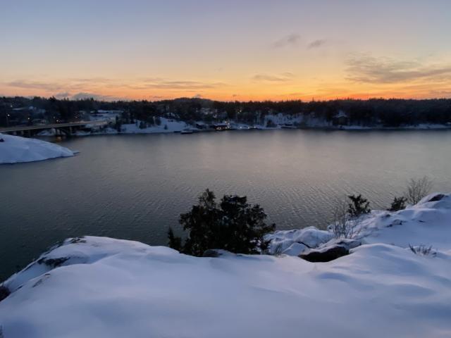 Jäätymistä ei havaittavissa 14.1.2021 noin klo 16:30