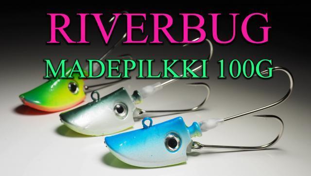 Madepilkki by RiverBug. #made #madepilkki #mateenpilkintä #pilkki