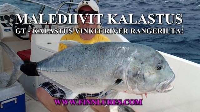 Malediivit Kalastus - Kalastusvinkit by River Ranger / Finnlures
