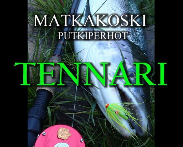 Matkakosken Putkiperhot ja Tennari Putkiperho by RiverBug