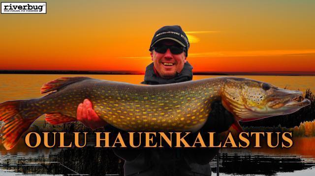 Oulu Kalastus - Hauenkalastus - River Ranger kalastusopas. #oulu #kalastus #riverranger #hauki #hauenkalastus #kalastusopas #fishingguide