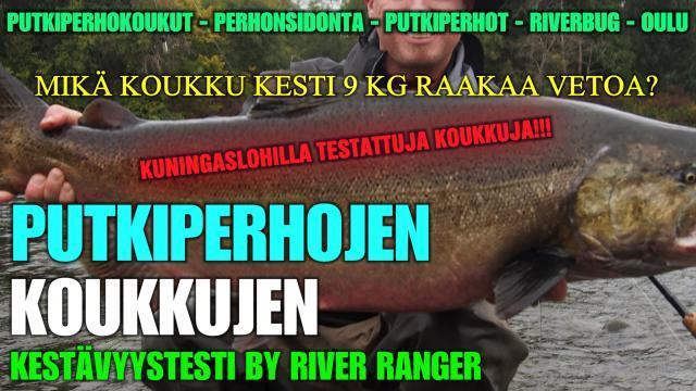 Putkiperho Koukkuja testissä - Oulu Perhopesä. #putkiperhokoukku #putkiperhokoukut #koukku #oulu #perhopesä #putkiperhot #perhot #riverbug #matkakoski #oulujoki #tornionjoki #koura #kamatsu