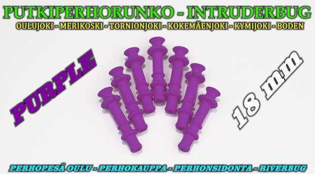 Intruder Putkiperhorungot by RiverBug. #oulu #perhopesä #putkiperhot #perho #lentotukialusbugi #lentotukialus #intruder #intrudenbugi #oulujoki #kalastus #kalastusväline #riverbug #bugiperhot #tubfluga #tubeflue #tubenfliegen