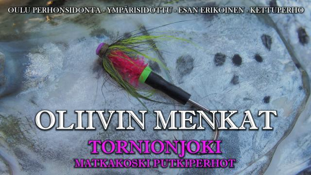 Tornionjoki Putkiperhot Lohelle! #tornionjoki #putkiperhot #madeinfinland #riverbug #oulu #tornio