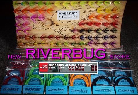 RiverBug in Ylivieskan Urheilu ja Lelu