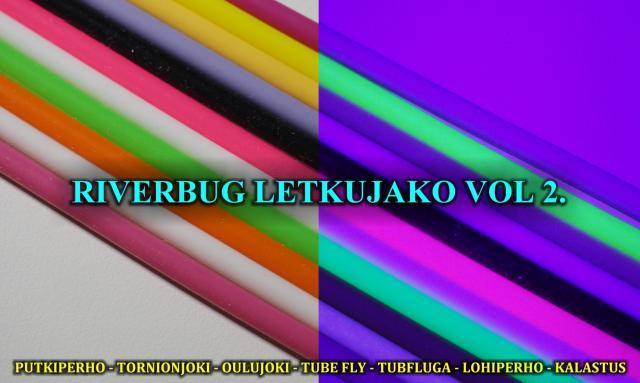 Silikonit Putkiperhoon Oulun Perhopesästä - RiverBug Outlet. #silikonit #silikoniletku #putkiperho #kalastus #putkiperhot #riverbug #verkkokauppa #perhopesä #oulu #oulujoki #tubefly #tubfluga