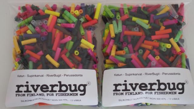 Silikoniletku by RiverBug