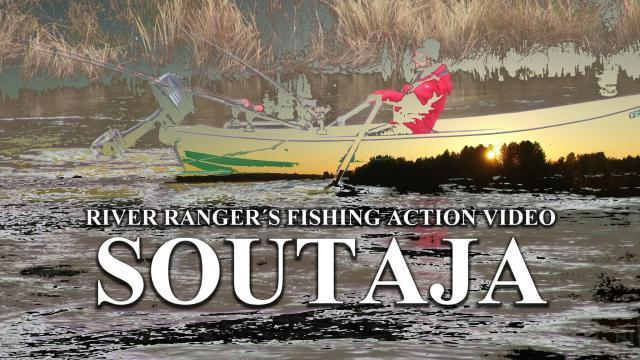 Soutaja - Kalastusvideo by River Ranger / Kaarnekorpi. #lohensoutu #lohivaappu #lohijoki #tornionjoki #kymijoki #oulujoki #lohi #kalastus #kalastusvideo #riverranger #soutaja #soutuvene