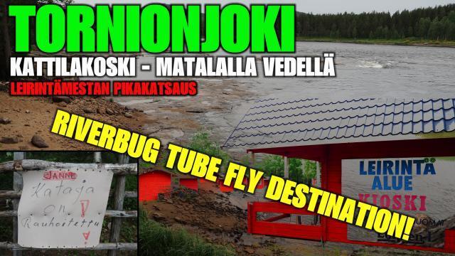 Tornionjoki Kattilakoski. #tornionjoki #riverbug #riverranger #kattilakoski #tonko #kalastus #lohenkalastus #putkiperhot