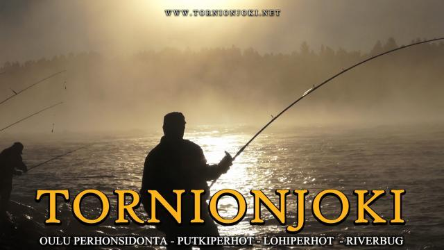 Tornionjoki - Matkakoski - Lohenkalastus - Spinfluga kalastus. #tornionjoki #matkakoski #lohenkalastus #putkiperhot #lohiperhot #lohi #laxfiske #riverbug #tubefluer #laksefluer #tubfluga #oulu #ouluperhonsidonta