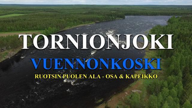 Tornionjoki Vuennonkoski. #tornionjoki #vuennonkoski #kattilakoski #lohenkalastus #lohi #perhokalastus #tornio #lapland #pello #vuento #tonko #lohenkalastus #laxfiske #tornio #spinfluga