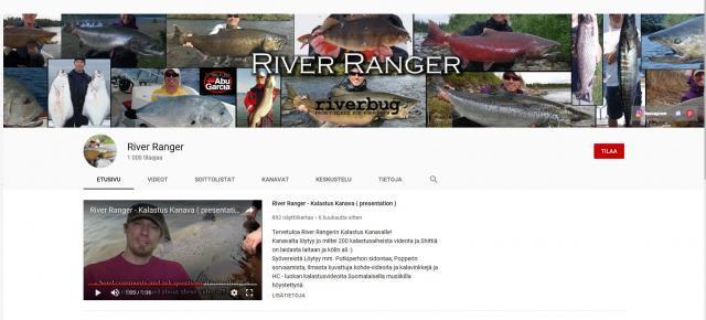 Perhonsidonta videot ja putkiperhot by RiverBug
