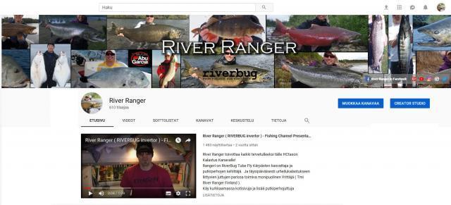 River Ranger YouTube Kanava
