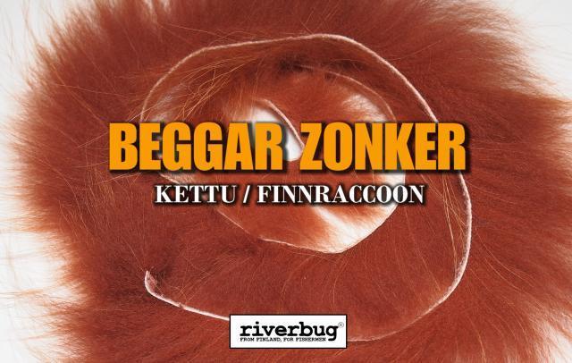 Beggar supi zonkker - Fiery Brown #fierybrown #beggar #putkiperhot
