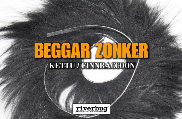 Beggar supi zonkker - Musta - Black #musta #beggar #putkiperhot